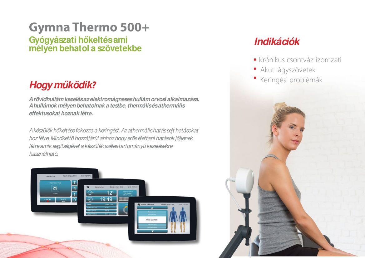 Gymna Thermo 500+