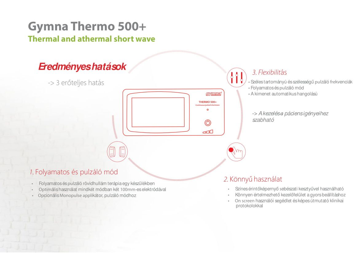 Gymna Thermo 500+